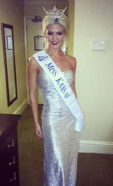 Theresa Vail, Miss Kansas
