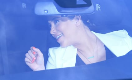 "Kim Kardashian: In ""Baby Heaven,"" Ready to Work Out!"