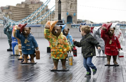 Paddington Bears, Plural