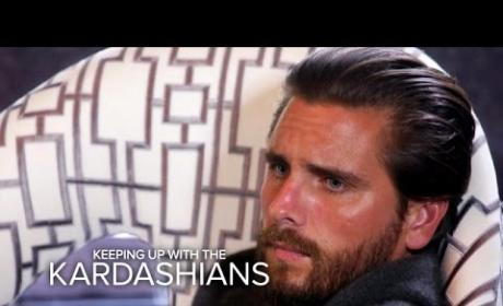 Scott Disick to Kris Jenner: I'm Gonna Surprise Kourtney!