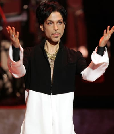 Prince at 2016 NAACP Image Awards in 2016