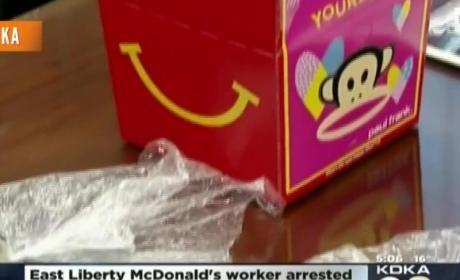 McDonald's Sold Heroin In Happy Meals