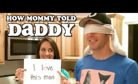 "Wife Shocks Husband with Baby-Themed ""Taste Challenge"""