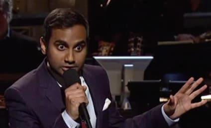 Chris Brown to Aziz Ansari: Get Off My D-ck, Aladdin!