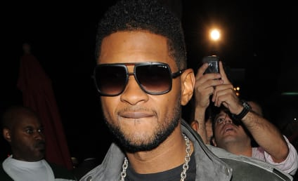 Usher Fights Back Against Ex-Wife, Custody Demands