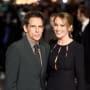 Ben Stiller and Christine Taylor Pic