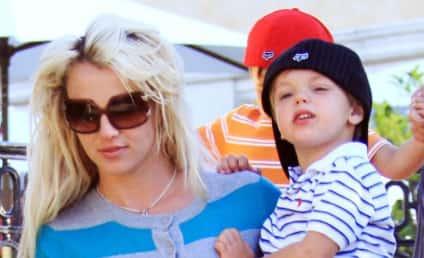 Britney Parties With Osama Lutfi; Terror Alert Raised