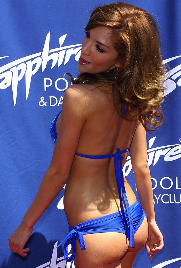 Farrah Abraham From the Back
