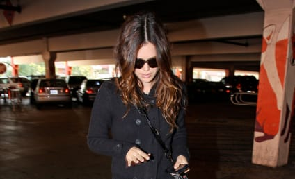 On Target! Rachel Bilson Shops at Our Favorite Store