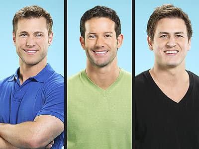Jake, Reid, Kiptyn