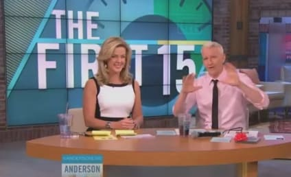 "Anderson Cooper Mocks Bristol Palin ""Meltdown,"" Encourages DWTS All-Star to ""Get a Real Job"""