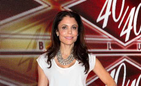 Bethenny Frankel in a Skirt