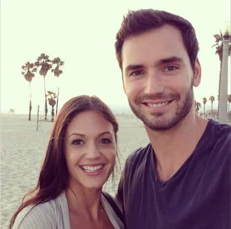 Desiree Hartsock and Chris Siegfried Picture