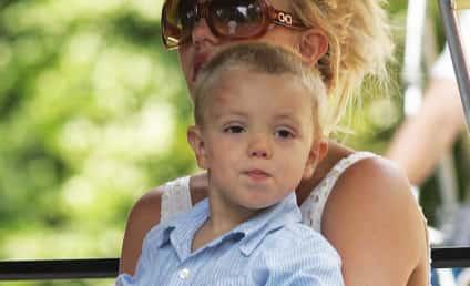 Britney Spears' New Sidekick: Brandon Davis