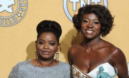 NAACP Image Awards: The Help Cleans House