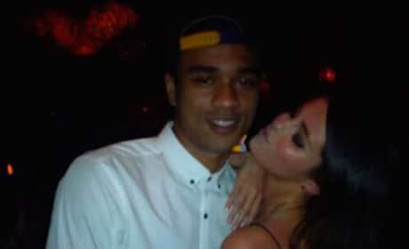Tanz Watson and Selena Gomez