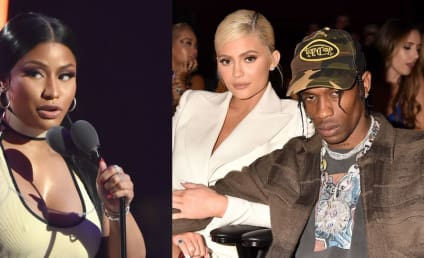 Nicki Minaj Continues to Throw ALL the Shade at Kylie Jenner and Travis Scott