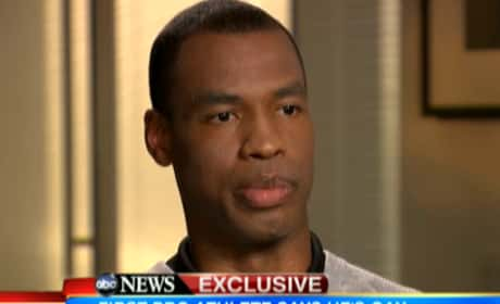 What is your reaction to Jason Collins coming out as gay?
