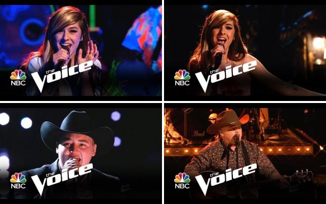 Christina grimmie some nights the voice