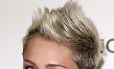 Miley Blonde Hair