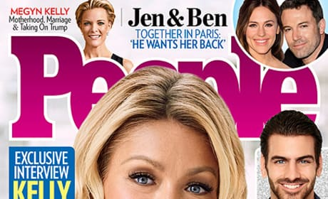 Kelly Ripa People Cover