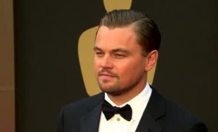 Leonardo DiCaprio, Paris Hilton Snub The Kardashians at LA Party