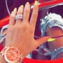 Khloe Kardashian Ring Photo