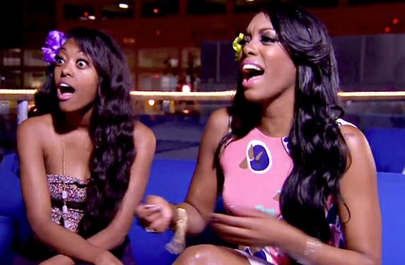 Porsha and Her Sister