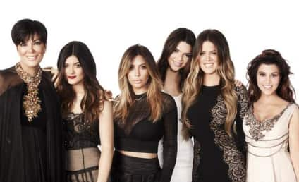 Kardashian Khristmas Kard Drama: Who Bowed Out of the Photo Shoot?