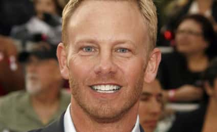 Ian Ziering: Engaged to Erin Ludwig!