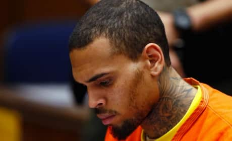 Chris Brown Jailed Until at Least June After Trial Delay