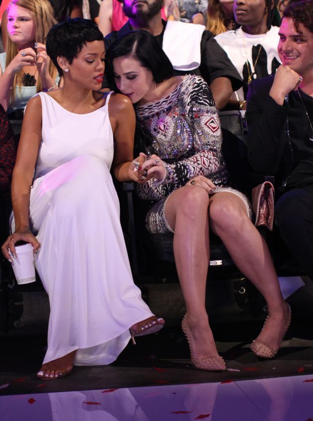Katy Perry, Rihanna