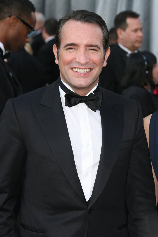 Jean Dujardin at the Oscars