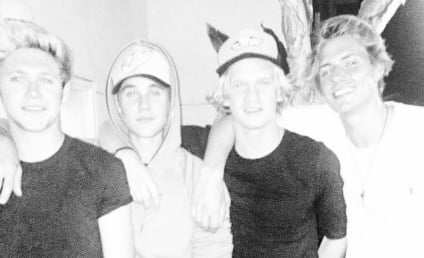 Justin Bieber, Niall Horan & Cody Simpson: Watch Them Jam!
