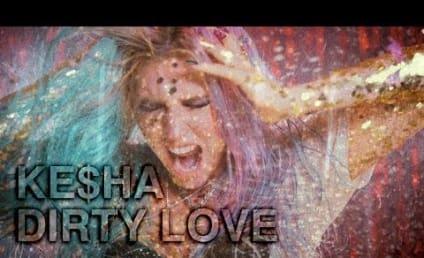 Ke$ha Dirty Love Video: Death By Glitter!