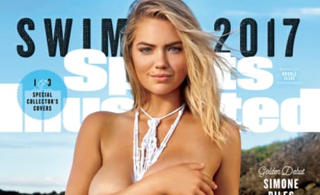 Kate Upton Sports Illustrated Cover