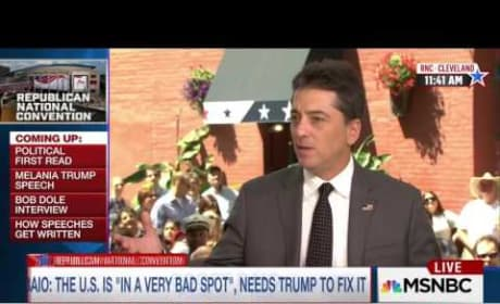 Scott Baio and Antonio Sabato Jr. Look Like Idiots At Republican National Convention