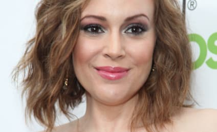 Alyssa Milano: Pregnant with Second Child!