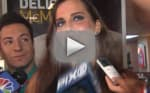 Sydney Leathers Crashes Anthony Weiner Campaign Party
