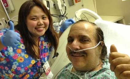 Ron Jeremy: Alert, Awake, Thankful for Technology
