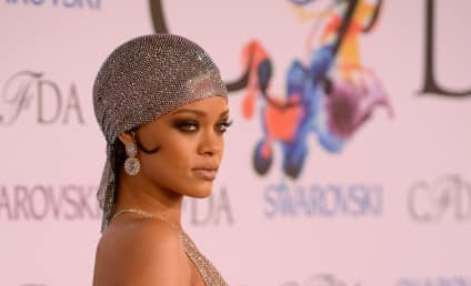 Rihanna Smokes Blunts, Roots For Germany During US World Cup Match