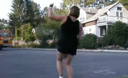 N SYNC Back-to-School Dance Makes Mom an Internet Star