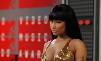 Nicki Minaj: NOT Engaged To Meek Mill, Just Loves Diamond Rings