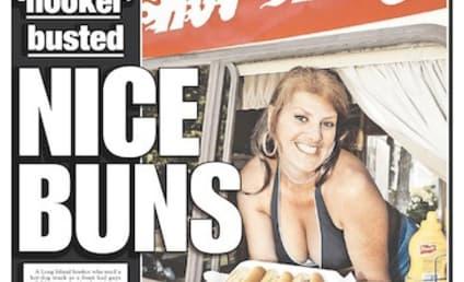 "Catherine Scalia, ""Hot Dog Hooker,"" Arrested For Slinging Street Meat, Sexual Favors"
