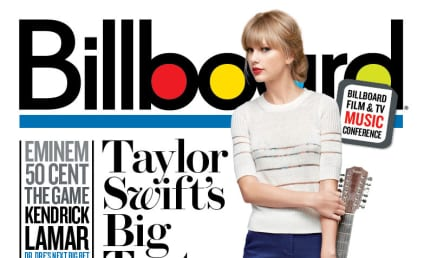 "Taylor Swift Covers Billboard, Says ""Goodbye"" on New Album"