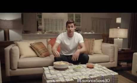 Esurance Super Bowl Commercial