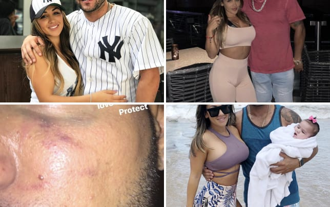 Jen harley and ronnie ortiz magro