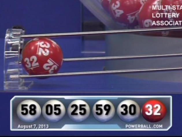 Powerball Winning Numbers Drawn, Three Grand Prize Winning