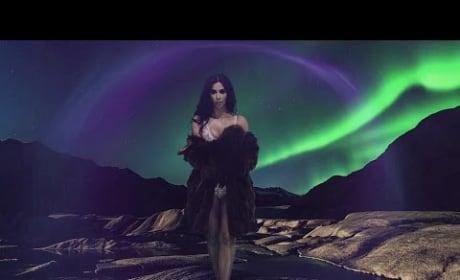 Kim Kardashian: Back to Work in SUPER Racy New Video!