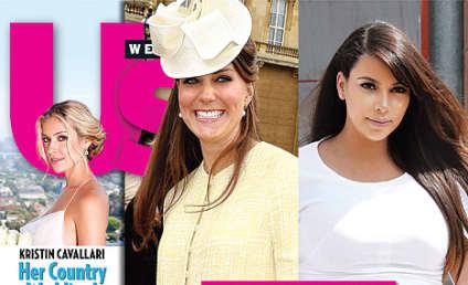 Kate Middleton and Kim Kardashian: Due the Same Day!